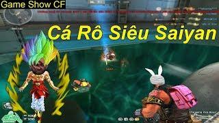 Game Show CF | Thợ Săn Cá Rô ( Full 16 Hero ) | TQ97