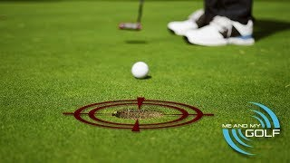 HOLE MORE PUTTS WITH AimPoint Golf