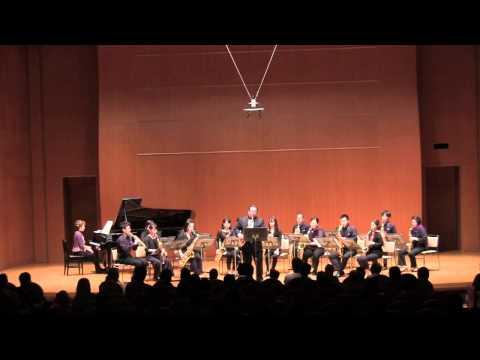 D-SAX コンサートvol.6 H.Tomasi Ballade pour Saxophone Alto
