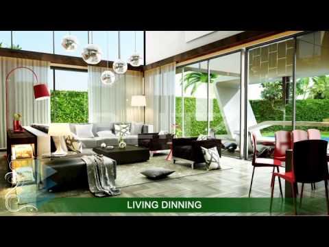 Architectural 3D Animation of Plush Bungalow
