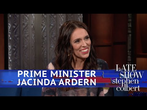 Prime Minister Jacinda Ardern Explains Why The UN Laughed At Trump