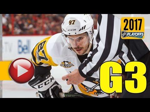 Ottawa Senators vs Pittsburgh Penguins
