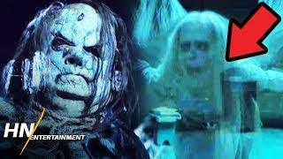 Scary Stories To Tell In The Dark Full Trailer BREAKDOWN & Things Missed