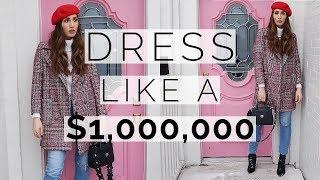 Cheap Girl Secrets To Look Like A Million Bucks