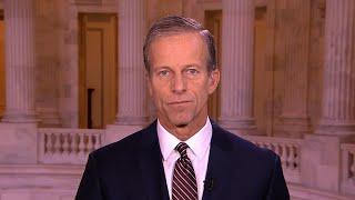 "Sen. John Thune says ""contours"" of Senate tax bill follow House"