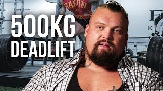 WHY I DECIDED TO LIFT 500KG - Eddie Hall | London Real