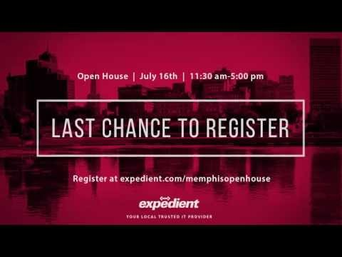 Expedient Memphis Grand Opening - Open House