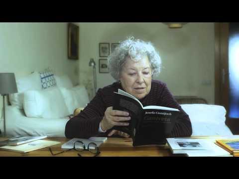"""Conversa amb Josefa Contijoch. 12. Poema """"Llaurant la llera del riu vermell"""""""