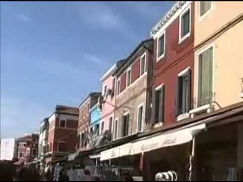 Torcello e Burano (Venezia) - YouTube.flv
