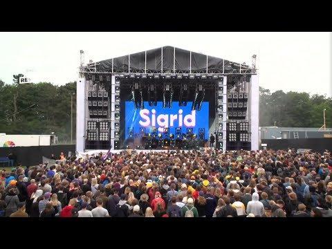 Sigrid at Roskilde Festival 2017
