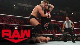 Seth Rollins, Kevin Owens & The Street Profits vs. Imperium: Raw, Nov. 11, 2019
