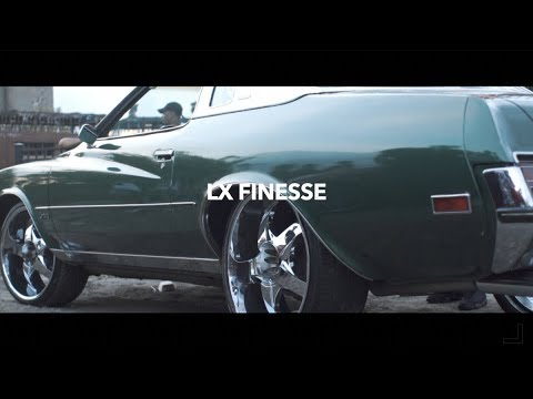 Lx Finesse - Space Coupe ft. TrenchMoBB (Official Video)