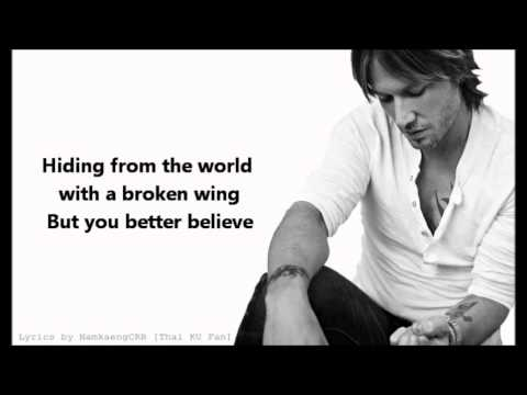 [Lyrics] You Gonna Fly - Keith Urban