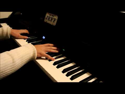BEYOND-喜歡你(G.E.M 鄧紫棋 version)piano cover by jeffip97music