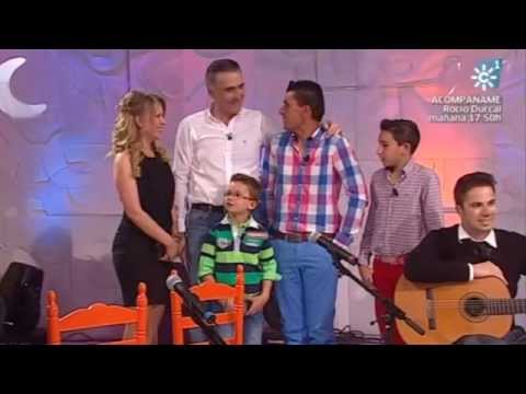 20140502 Alejandro su padre Eligio Sevillanas A tu madre Menuda noche