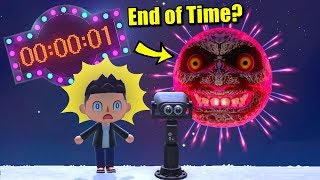 What Happens at THE END OF TIME in Animal Crossing New Horizons?