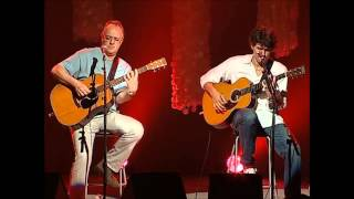 Waiting On the World To Change - John Mayer and Robbie McIntosh Secret Show