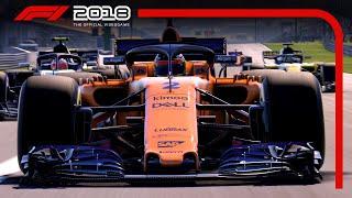 F1 2018 - Gameplay Trailer