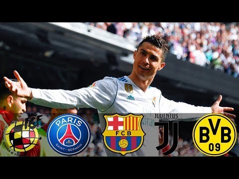 Cristiano Ronaldo Top 5 Most Memorable Performances 2018