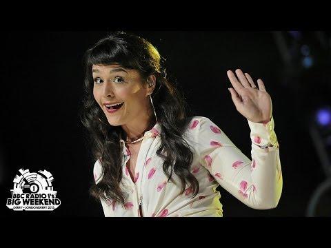 Jessie Ware - Live at BBC Radio 1's Big Weekend (2013)
