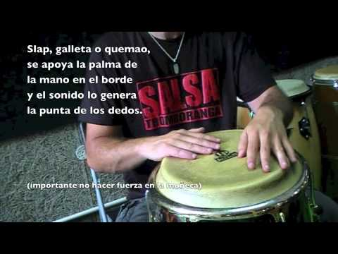 Joaquin Arteaga Aprende a tocar congas