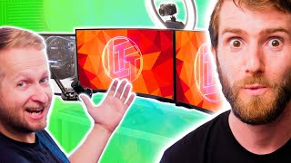 A SICK Streaming Setup for Colton - Intel $5,000 Extreme Tech Upgrade