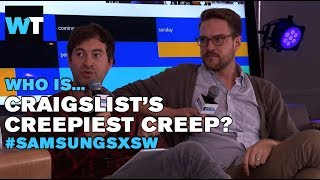 Mark Duplass and Patrick Brice Play Craigslist's Creepiest Creep | #SamsungSXSW
