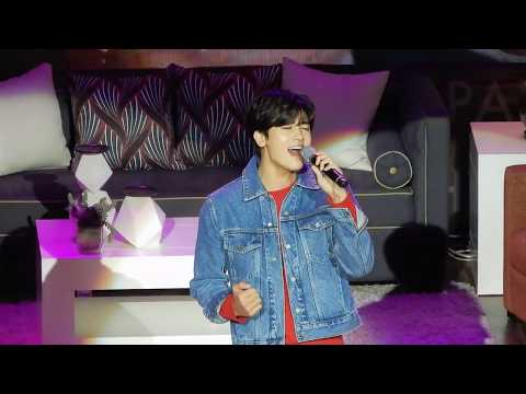 [11.11.2017] Park Hyung Sik 박형식 Fanmeet in Manila - Because Of You (OST Strong Woman Do Bong Soon)