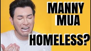 MANNY MUA FORCED TO MOVE OUT OF HIS HOUSE SEBASTIAN WILLIAMS RESPONCE VIDEO