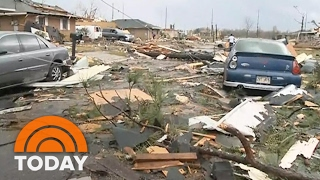 Tornadoes Rip Across South; Louisiana Governor Declares State Of Emergency | TODAY