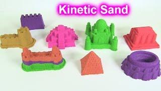 Đồ Chơi Trẻ Em- Cát Động Lực Kinetic Sand