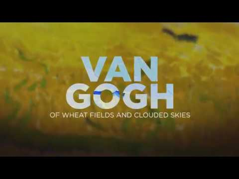 Van Gogh Of Wheat Fields and Clouded Skies'