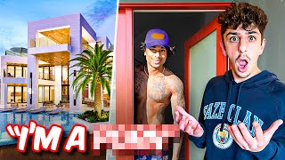 Asking my Neighbors What They Do For a Living **shocking**