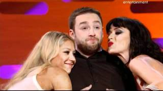 The Graham Norton Show Anna Kournikova, Jason Manford & Katty Perry   Parte3