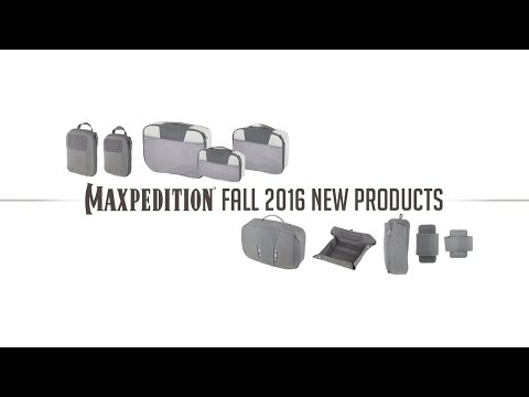 MAXPEDITION Fall 2016 New Products