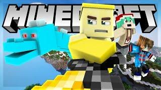 NGỌA LONG SƠN RỒNG ẨN MÌNH (Minecraft Bí Kíp Luyện Rồng 3 #7)