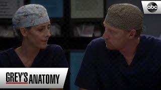 Teddy and Owen Talk Baby | Grey's Anatomy Season 15 Episode 9