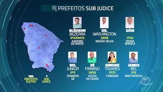 Sobe para 7 o número prefeitos eleitos que tiveram candidaturas inelegíveis   Jornal da Cidade