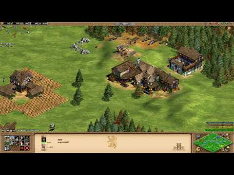 【璀璨】世紀帝國2 Age of Empires II & Tennis