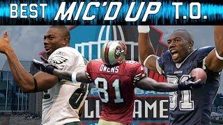 Terrell Owens Best Mic'd Up Moments   Sound FX   NFL Films