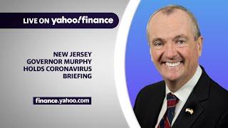 LIVE: NJ Governor Murphy delivers update on coronavirus