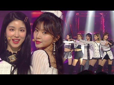 LABOUM(라붐) - Turn It On(불을 켜) @인기가요 Inkigayo 20190106