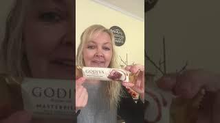 GODIVA CHOCOLATE REVIEW-DOLLAR TREE ITEM