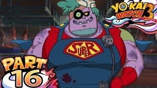 Yo-Kai Watch 3 Sushi and Tempura - Part 16 - Super Manager