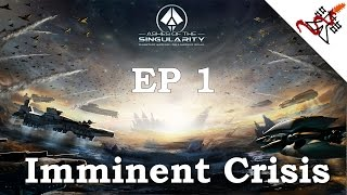 Ashes of the Singularity - Artorius - THE ENEMY's FLANK   Ep.1 Imminent Crisis - Ascendancy Wars