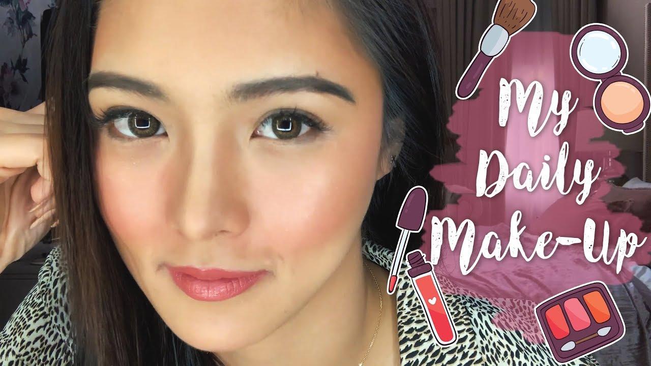 My Daily Make-Up | Kim Chiu PH