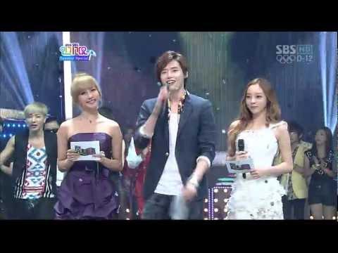 All Artist (SJ,f(x),2NE1,T-ARA,SISTAR..) - OPENING(15 July,2012)