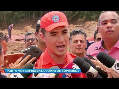 Conheça Pedro Aihara, o Porta-voz do Corpo de Bombeiros em Brumadinho (MG)