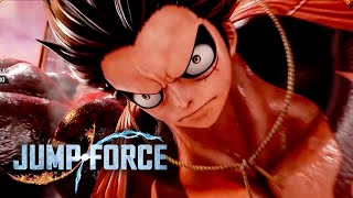 Jump Force - Official Gameplay Trailer #2   E3 2018
