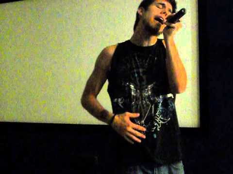P.O.D.- Waiting on Today Vocal cover